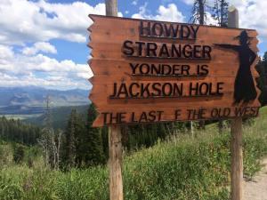 On Teton Pass
