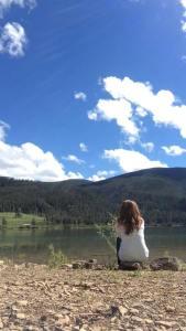 Me at Slide Lake.