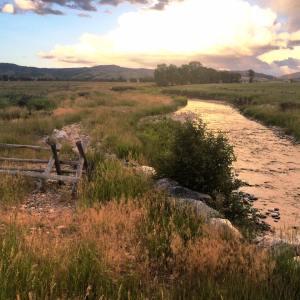 River at Mormon Row